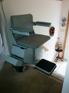 Silver Glide Stair Lift