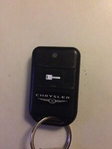 Selling Chrysler oem fob key