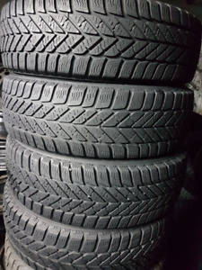 185/65R15 GOODYEAR, 4 TIRE D'HIVER