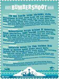 2 Music Festival Bumbershoot Seattle Tickets 3 day passes, 200$