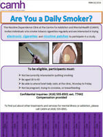 Are You A Daily Cigarette Smoker?