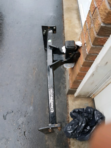 2015-17 Lincoln mkc drawtite trailer hitch with wiring