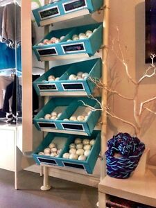 Retail Shelving Available