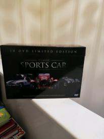 Classic Sports Car DVD set