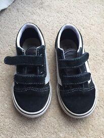 VANS shoe toddler size 7