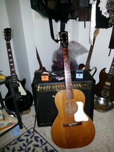 Vintage Gibson L 00