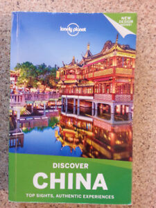 Guide de Voyage Discover China Lonely Planet (2017)