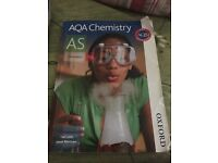 AS AQA CHEMISTRY TEXTBOOK