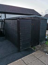 Shed garden shed