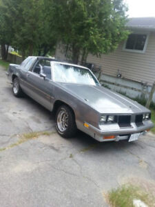 442 cutlass oldmobile