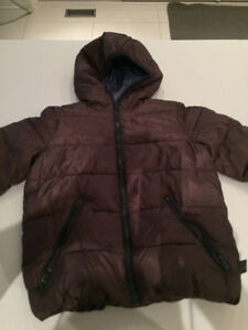 benetton boys jacket sz 6-7