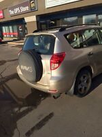 TOYOTA RAV4 4CYL 4WD brand new inspection must go!