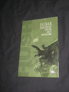 Batman Hush Volume One TPB graphic novel DC comic 2003