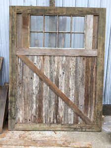 antique barn doors different sizes from $255.00 to $590.00
