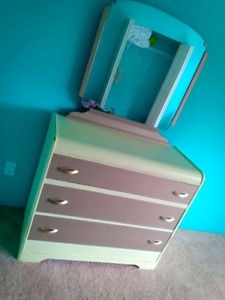 Refurbished dresser