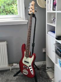 Lakland Skyline J-Sonic 5 bass