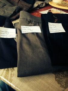 Tan Jay Pants 3 pairs