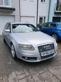 Audi A6 S-Line Estate