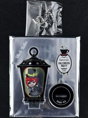 Black Butler Halloween (Black Butler Funtom Cafe Halloween Party Acrylic Stand Key Chain Angelina)