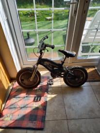 Free child's bike