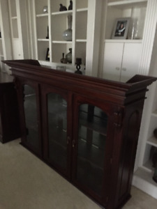 Dining Cabinet/Hutch for Sale