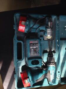 2 Makita power drill for sale!