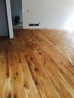 flooring installation covered by waranty