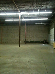 Indoor, Heated, Secure Warehouse Space Available
