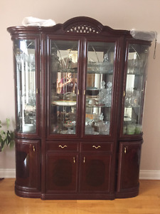 Hutch/Display Cabinet for Sale