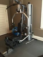 Body Solid. Home gym set