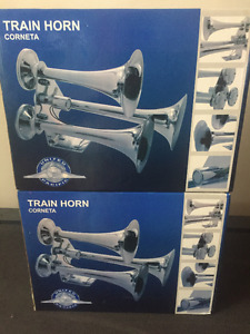 United Pacific Train Horns NEW!