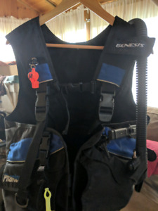 Dive BCD ( weight integrated)