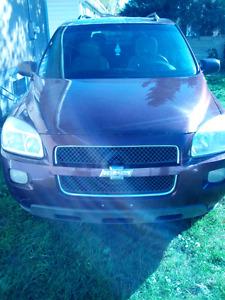 Chevrolet Uplander Van 2007