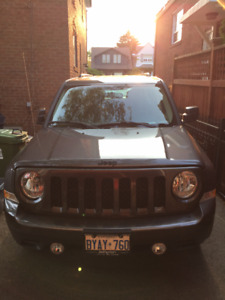 LEASE TAKEOVER 2015 Jeep Patriot Sport 4D Utility 4WD