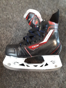 CCM Jetspeed Hockey Skates - Junior size 1