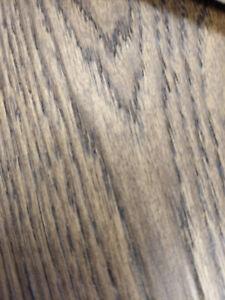 Engineered Hickory flooring