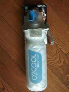 Brand new O2cool mist n sip water bottle.