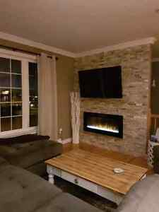 3 bedroom house  ( fully furnished and utility's included) St. John's Newfoundland image 1
