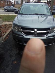 SUV dodge journey very good cond bluetooth,voice comand