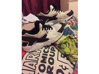 Nike huaraches!