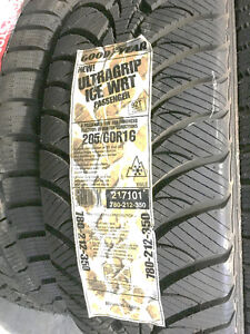 1 - NEW GOODYEAR ULTRA GRIP ICE WRT - 205/60R16 - 2056016
