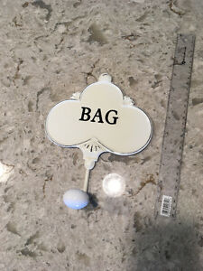 Bag Hanger - $5 (Langley)
