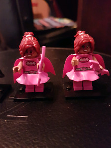 Lego batman mini figurines or series 17