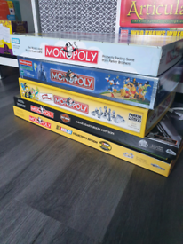 Various Monopoly's (see description for prices)
