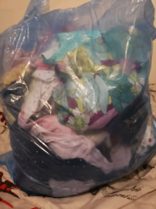 Baby girl lot/bags of clothes