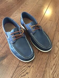 Men's Polo boat shoes  size 9.5