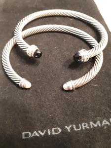 David Yurman Cable Cuffs