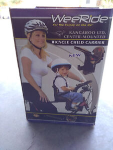 WeeRide Child Bike Seat (for baby who is able to sit - 3)