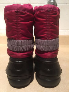 Toddler Sorel Insulated Winter Boots Size 8 London Ontario image 2