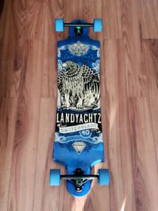 Limited edition 2016 landyachtz switch blade 40
